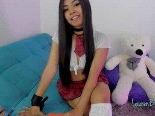Webcam Belle - laurenbrady horny cam girl enjoys dirty anal live sex in exchange for a good mark
