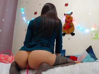 Webcam Belle - sooofffiyyaaa cam girl gets her ass hard fucked by her partner