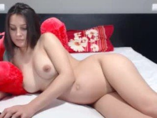 Webcam Belle - nakedwishh cam girl showing big fake tits, fetish and rough sex