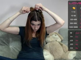 Webcam Belle - koketka19 big tits slim cam babe ready for everything online