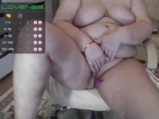 Webcam Belle - selenna57 dirty webcam mature loves her pussy drilled