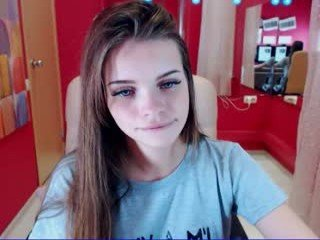 Webcam Belle - amberroseblush cam babe showing her ass naked