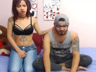 Webcam Belle - wake_and_bake horny couple having crazy live sex online