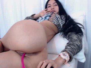Webcam Belle - alycepink19 horny cam girl enjoys dirty anal live sex in exchange for a good mark