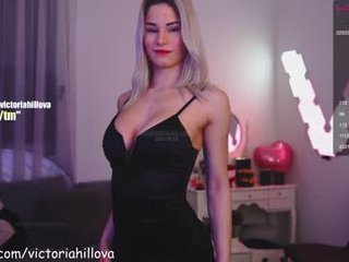 Webcam Belle - victoriahillova cam girl get her pussy humped