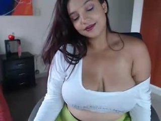 Webcam Belle - nebyula_star big tits spanish cam babe loves fucking on camera
