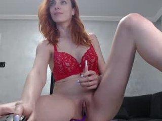 Webcam Belle - megancherrly horny cam girl enjoys dirty anal live sex in exchange for a good mark