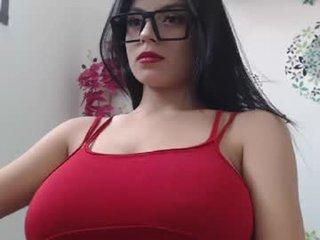 Webcam Belle - kaliffa_zoe big tits spanish cam babe loves fucking on camera