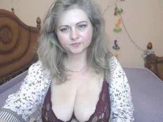 Webcam Belle - miilady_ amateur cam mature with big tits enjoys hot live sex on the camera