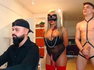 Webcam Belle - maxhunterx_ domina cam girl loves dirty live sex in the chatroom