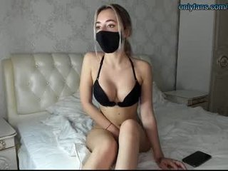 Webcam Belle - mathildetantott cam girl showing big tits and big ass