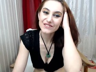 Webcam Belle - dianakbush slim cam babe with hairy tight pussy ready for everything online