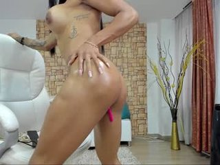 Webcam Belle - kickyfox77 anal live sex with various fetish on camera