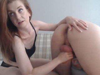 Webcam Belle - slyfirsst slim cam girl gets her beautiful face glazed with sticky cum