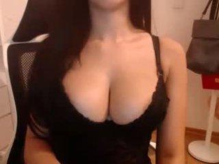Webcam Belle - brazilfire69 big tits spanish cam babe loves fucking on camera