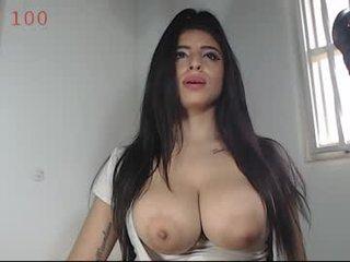 Webcam Belle - pixie_price_ pregnant cam milf enjoys her body on camera