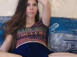 Webcam Belle - sexiests cam girl loves when her shaved pussy involved in sex roleplay online