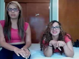 Webcam Belle - funcouple1985 spanish cam babe gets gang fucked double penetration style on camera
