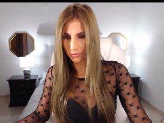 Webcam Belle - gialiann spanish cam babe rubs her hairy pussy nice on camera