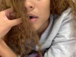 Webcam Belle - kokolewis african cam girl with shaking ass