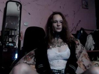 Webcam Belle - foxygirlandwolf big tits slim cam babe ready for everything online