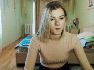 Webcam Belle - fetadill blonde cam girl wants dirty cum show