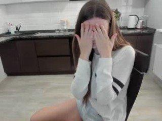 Webcam Belle - crystalaris outstanding babe enjoys rough anal live sex
