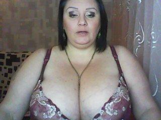 Webcam Belle - smuglaea amateur cam mature with big tits enjoys hot live sex on the camera