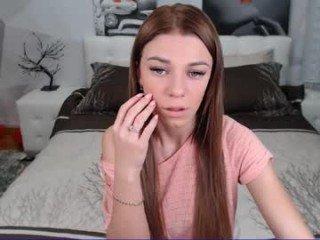 Webcam Belle - xxxchanelxx cam girl gets her ass hard fucked by her partner