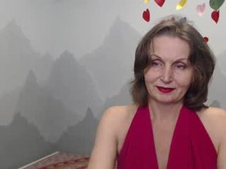 Webcam Belle - enjoymomentsunshine amateur cam mature with big tits enjoys hot live sex on the camera
