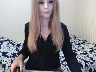 Webcam Belle - giselexlove big tits cam babe have to shave pussy
