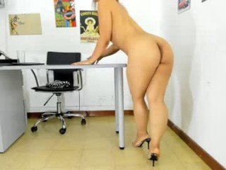 Webcam Belle - natasha_foxx office webcam live sex fetish show