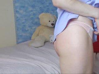 Webcam Belle - alice_kinky_girl kinky cam babe sips the cum out of boyfriends cock
