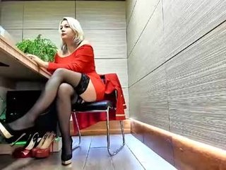 Webcam Belle - cicciolinasquirt cute spanish cam babe gets her asshole penetrated