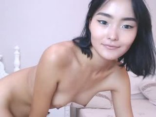 Webcam Belle - aneko_555 brunette cam babe with small tits needs much live sex