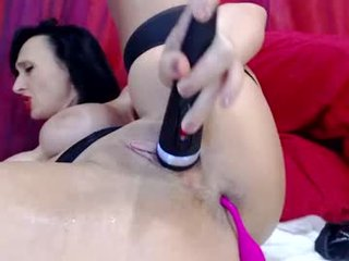 Webcam Belle - xxxnimfaxxx milf cam slut enjoys anal live sex