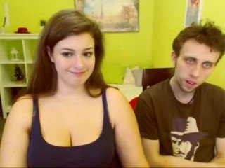 Webcam Belle - george_george_ cam girl showing big tits and big ass