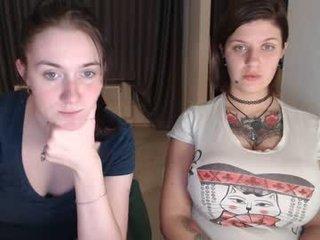 Webcam Belle - ann_mikky pregnant cam milf enjoys her body on camera