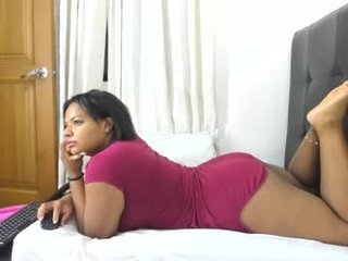 Webcam Belle - samanthamilan african cam girl with shaking ass