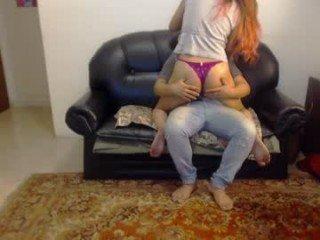 Webcam Belle - belle_camile cam girl get her pussy humped