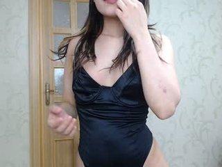 Webcam Belle - sayshi_lee cam girl get her pussy humped